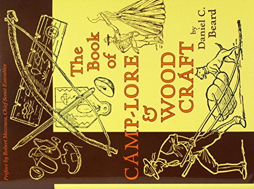 9781567923575: The Book of Camp-Lore and Woodcraft (Nonpareil Books)