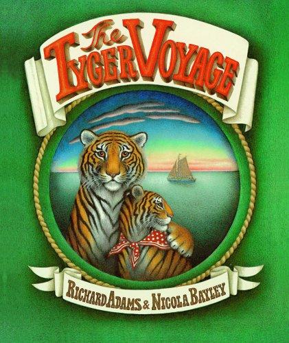 9781567924916: The Tyger Voyage