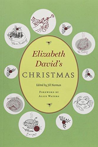 9781567925586: Elizabeth David's Christmas