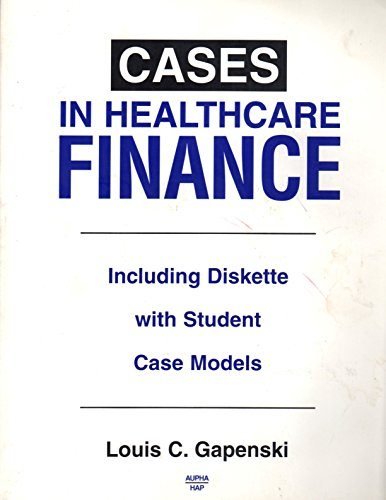 9781567931136 cases in healthcare finance instructors manual 9781567931136 cases in healthcare finance instructors manual fandeluxe Images