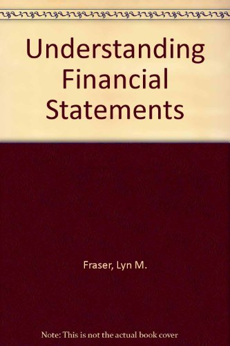 9781567931334: Understanding Financial Statements