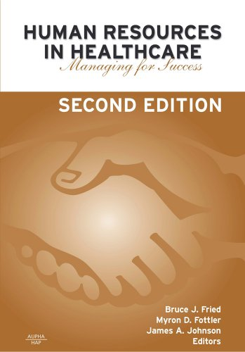 9781567932430: Human Resources in Healthcare: Managing for Success Second Edition