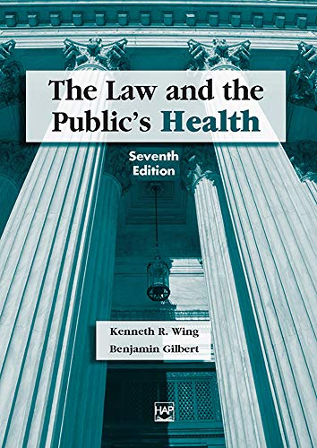 9781567932614: The Law and the Public's Health