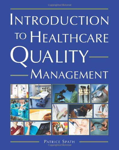 9781567933239: Introduction to Healthcare Quality Management
