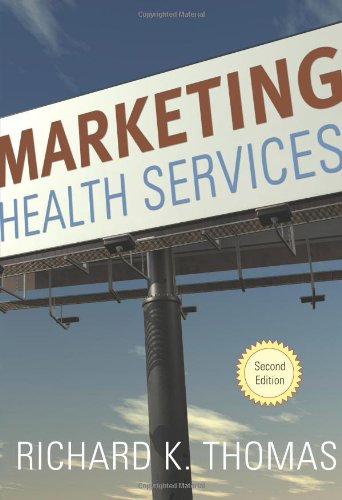 9781567933369: Marketing Health Services, Second Edition