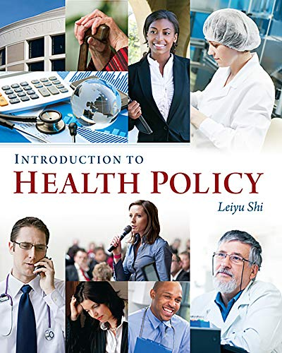 9781567935806: Introduction to Health Policy