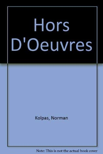 9781567990232: Hors D'Oeuvres