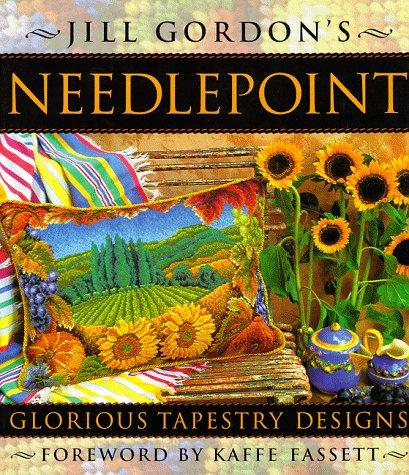 9781567992151: Jill Gordon's Needlepoint: Creative Tapestry Designs