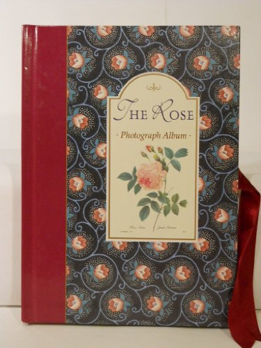 The Rose Photograph Album (9781567994087) by Pierre-Joseph Redoute