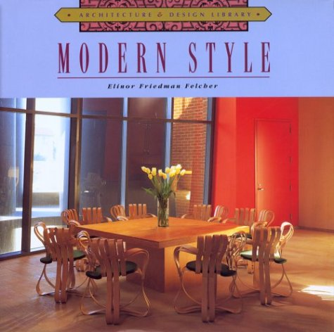 9781567995473: Modern Style (Architecture and Design Library)