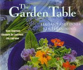 The Garden Table: Elegant Outdoor Entertaining