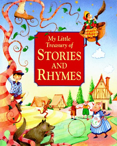 9781567996715: My Little Treasury of Stories and Rhymes