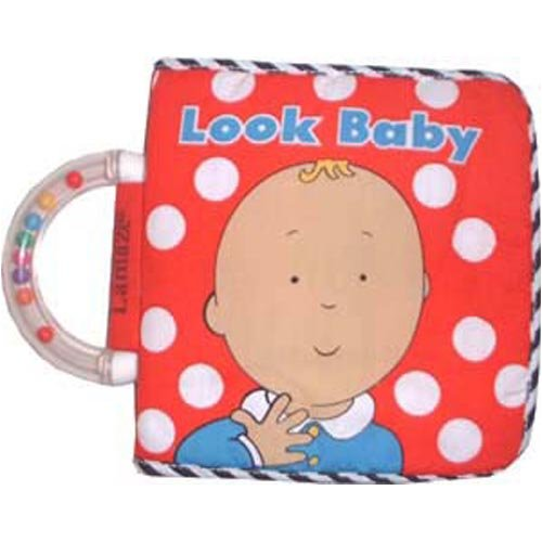 9781567998825: Look, Baby! with Toy (Playhandle Books)