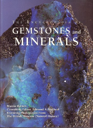 9781567999495: The encyclopedia of gemstones and minerals