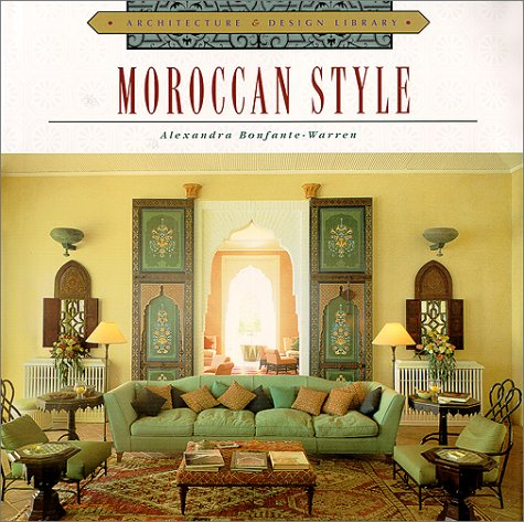 9781567999563: Architecture and Design Library: Moroccan Style (Architecture & Design Library)