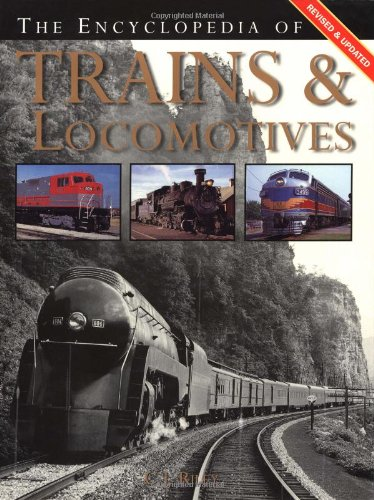 9781567999822: The Encyclopedia of Trains and Locomotives