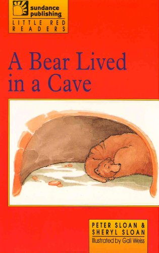 A Bear Lived in a Cave (Little Red Readers)