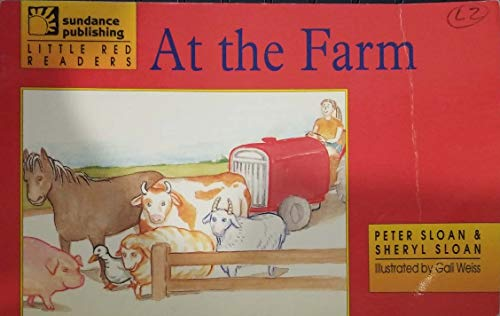 9781568019956: Sundance Publishing Little Red Readers: At the Farm