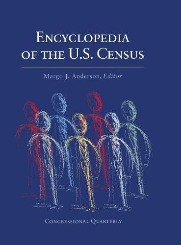 9781568024288: CQ′s Encyclopedia of the U.S. Census