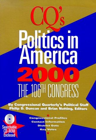 9781568024714: Politics In America 2000 Paperback Edition