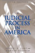 9781568025094: Judicial Process in America (5th Edition)