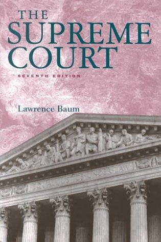 9781568025230: Supreme Court