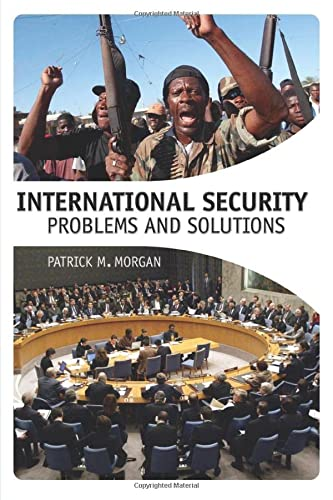 9781568025872: International Security: Problems and Solutions