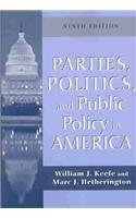 9781568026756: Parties, Politics, and Public Policy in America