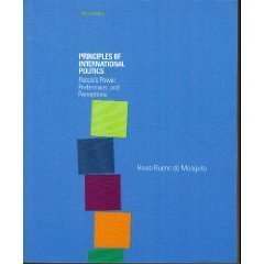 9781568027715: Principles of International Politics: People's Power, Preferences, and Perceptions