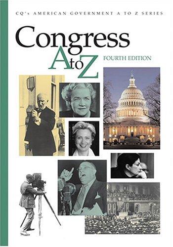 9781568028002: Congress A to Z