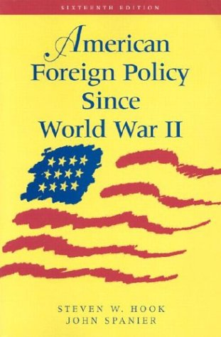 9781568028187: American Foreign Policy Since World War II