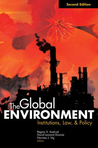 9781568028279: The Global Environment: Institutions, Law, and Policy, 2nd Edition