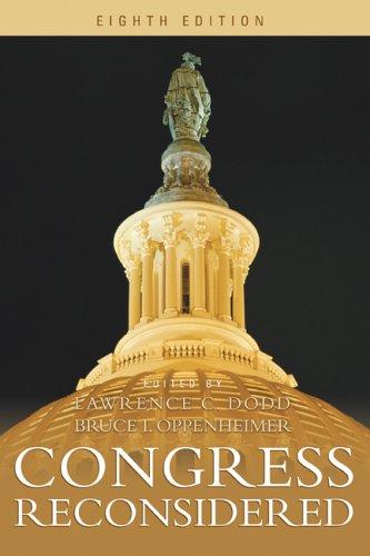 9781568028590: Congress Reconsidered