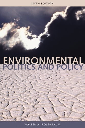 9781568028781: Environmental Politics and Policy (Environmental Politics & Policy)