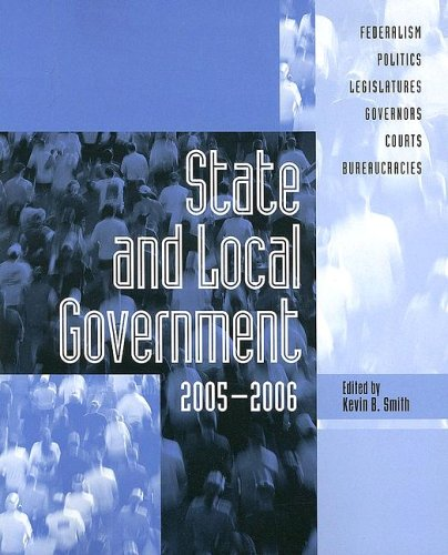 9781568029719: State And Local Government: 2005-2006 (State & Local Government)