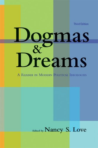 9781568029986: Dogmas and Dreams: A Reader In Modern Political Ideologies, 3rd Edition