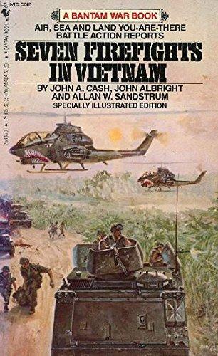 9781568065632: Seven Firefights in Vietnam
