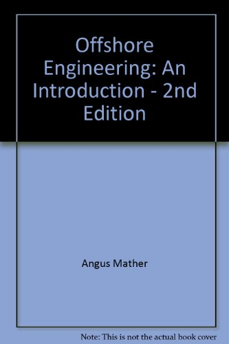 9781568065694: Offshore Engineering: An Introduction - 2nd Edition