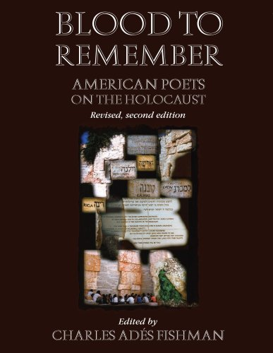9781568091129: Blood to Remember: American Poets on the Holocaust
