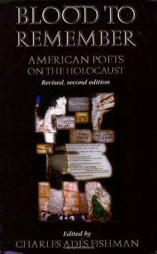 9781568091136: Blood to Remember: American Poets on the Holocaust