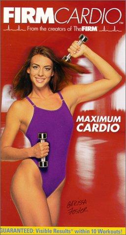 9781568124940: Firm Cardio: Maximum Cardio [VHS]