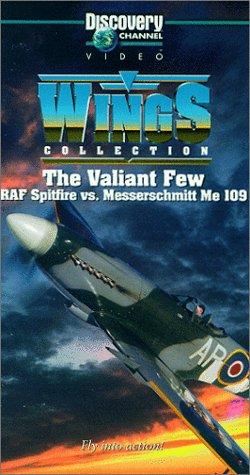 9781568125039: Wings: Valiant Few [VHS]