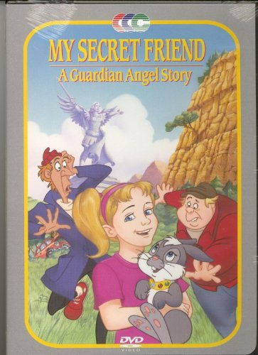 9781568140100: My Secret Friend: A Guardian Angel Story - DVD