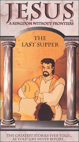 9781568143200: Jesus - A Kingdom without Frontiers: The Last Supper [VHS]