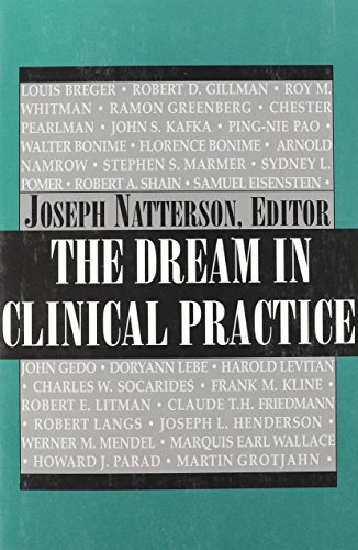 9781568210919: The Dream in Clinical Practice