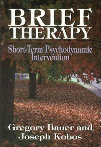 9781568211022: Brief Therapy: Short Term Psychodynamic Intervention