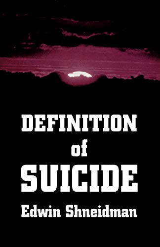 9781568211961: Definition of Suicide (Master Work)