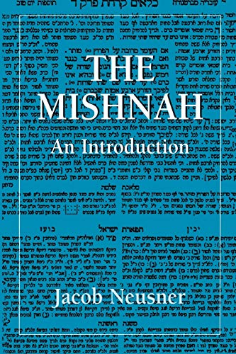 9781568213583: The Mishnah: An Introduction