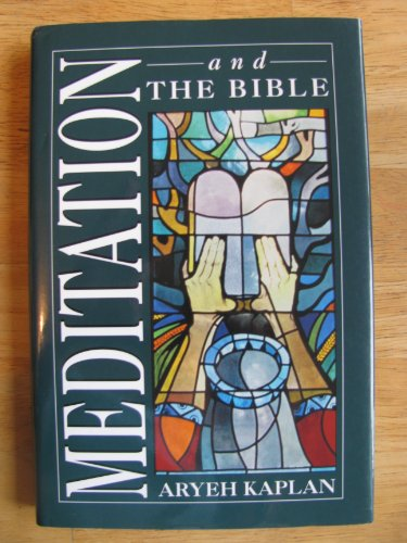 9781568213828: Meditation and the Bible