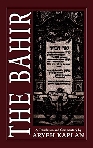 9781568213835: The Bahir: A Translation and Commentary